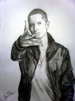 Eminem- The real Slim Shady by YugeshPandey