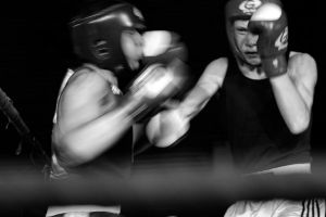Boxing 7 by cahilus