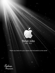 Tribute - Steve Jobs by ColorfulArtist86