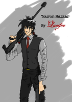 T. Halzar Colour COMPLETE by metatronmartini