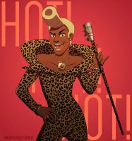 Ruby Rhod by Sh3lly