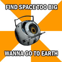 Space Core Advice Meme 8 by Auslot