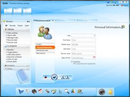 Wizard View WPF UI by tahans
