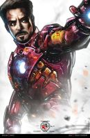 IRON-MAN by yogeshron