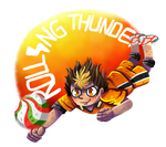 Rolling Thunder! by Agui-chan