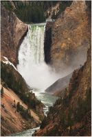 Grand Canyon of Yellowstone by tourofnature