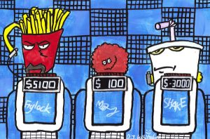 Aqua Teen in Jeopardy by DJgames