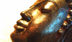 the buddha by AnotherPiece