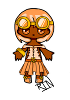 Steampunk Adopt[OPEN] by Dark-Angel-Rin