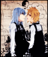 KH: let the sky fall by animegirl000