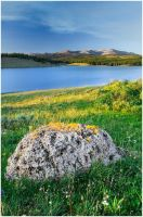 Meadowlark Lake by wyorev
