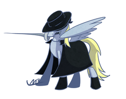 My Little Zorro by LordMoonBiscuit