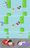 Flappy Bird - Mark Bob Wade by M-G-K