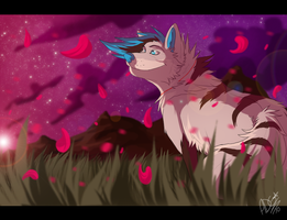 Open Meadow - Kuro by Kairi292