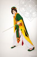 Syaoran Li Cosplay! by Lykanka