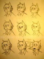 Expressions! With Scotty by Spectrum-VII