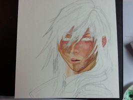 Tabatha OC (in progress) by Ayanami-The-Nuff