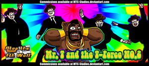 AT4W: Mr. T and the T-Force #2 by MTC-Studios