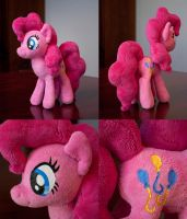 Pinkie Pie Finished by adamlhumphreys