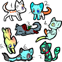 My Adopted Cats10 by topaz7373