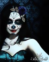 Day of the Dead IV by silcuper