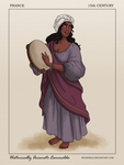 Historically Accurate Esmeralda by Wickfield