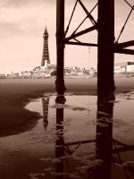 the scum of blackpool... by jonpas