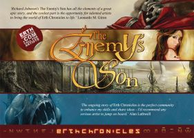 Erth Chronicles Postcard by terminalcondition