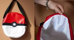 Pokeball Bag by CeltysShadow