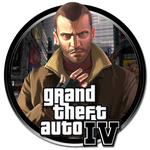 Grand Theft Auto 4 Icon by mohitg