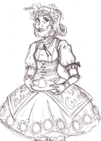 M2 - The Pig's Maid by matilda-caboose