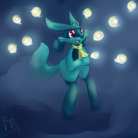 Firefly Dance by honrupi