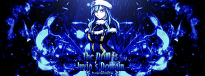 The Rain is Juvia's Domain by flammaimperatore