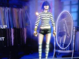 Noodle- Rock Band 3- Outfit 2 by lXxLinkinxXl