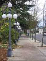 Marching Lamps by silver2leaves