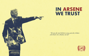 IN Arsene We Trust by beckord