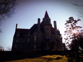 Craigdarroch Castle by CoFFeeZomBee