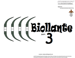 Biollante part 3 by theSwordofRainbows