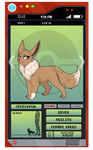 PKMNation - [ Vexn the Eevee ] by Catzby