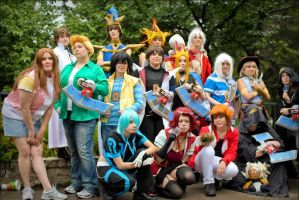 AN 2011: YGO Gathering by SakiRee
