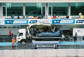 2009, Testes, AIA-Portimao, Portugal, Williams by F1PAM
