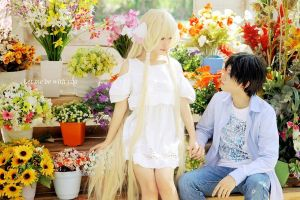 Chii_Chobits by AMPLE-COSPLAY