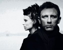 Rooney Mara. The Girl with the Dragon Tattoo by StalkerAE