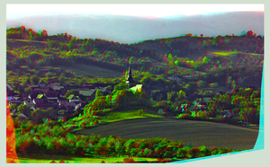 Heimburg in the Harz Mountains 3D :: HDR Anaglyph by zour