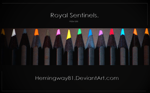 -Royal Sentinels- by Hemingway81