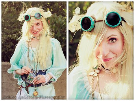Steam Punk Rosalina by PheonixDownPlz