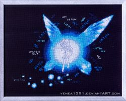 Navi Cross Stitch by venea1391