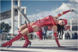 Elektra1 by LauraCrystalCosplay