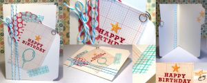 Card: Happy Birthday Folder by kendravixie