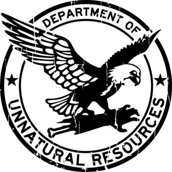 Department of Unnatural Resources by TacoAce